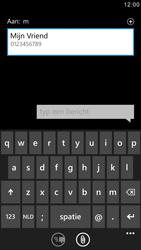 Samsung I8750 Ativ S - MMS - Afbeeldingen verzenden - Stap 5