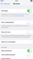 Apple iPhone 6 iOS 9 - MMS - probleem met ontvangen - Stap 9