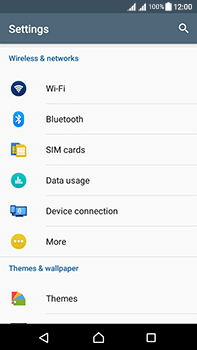 Sony Xperia L1 - WiFi and Bluetooth - Setup Bluetooth Pairing - Step 4