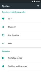BQ Aquaris U - WiFi - Conectarse a una red WiFi - Paso 4