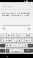 Sony Xperia Z2 - Premiers pas - Créer un compte - Étape 10
