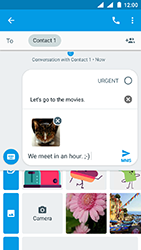Nokia 3 (DualSim) - Android Oreo - MMS - Sending a picture message - Step 18
