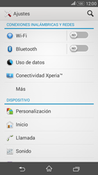 Sony Xperia E4g - Bluetooth - Conectar dispositivos a través de Bluetooth - Paso 4