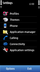 Nokia N8-00 - Internet - Enable or disable - Step 4
