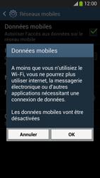 Samsung C105 Galaxy S IV Zoom LTE - Internet - activer ou désactiver - Étape 7
