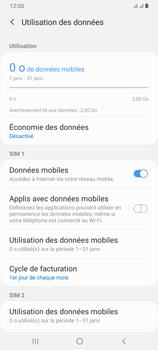 Samsung Galaxy A70 - Internet - activer ou désactiver - Étape 6