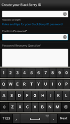 BlackBerry Z30 - Applications - Downloading applications - Step 7