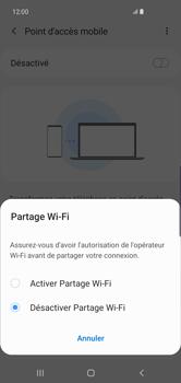 Samsung Galaxy S10 Plus - Internet - comment configurer un point d'accès mobile - Étape 7