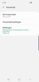 Samsung galaxy-s10e-dual-sim-sm-g970f - Voicemail - Handmatig instellen - Stap 9