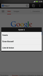 HTC One Max - Internet - Navigation sur internet - Étape 8