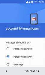 Alcatel Pixi 4 (4) - E-mail - Handmatig instellen - Stap 11