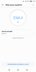 Huawei Y5 (2018) - Aller plus loin - Mettre à jour le logiciel interne de votre mobile - Étape 7
