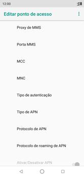 Motorola One - Internet (APN) - Como configurar a internet do seu aparelho (APN Nextel) - Etapa 12