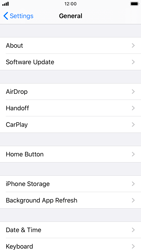 Apple iPhone 8 - iOS 13 - Device - Software update - Step 5