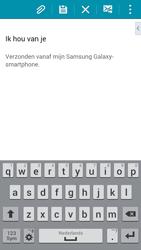 Samsung Galaxy Alpha 4G (SM-G850F) - E-mail - Hoe te versturen - Stap 17