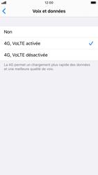 Apple iPhone 8 - iOS 13 - Réseau - activer 4G - Étape 7