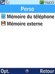 LG G359 - Photos, vidéos, musique - Envoyer une photo via Bluetooth - Étape 4