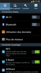 Samsung I9295 Galaxy S IV Active - Wifi - configuration manuelle - Étape 3