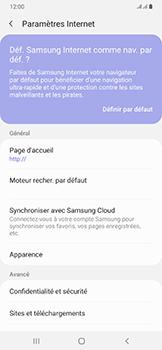 Samsung Galaxy A50 - Internet - configuration manuelle - Étape 27