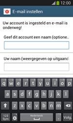 Samsung S7275 Galaxy Ace 3 - E-mail - e-mail instellen: POP3 - Stap 18