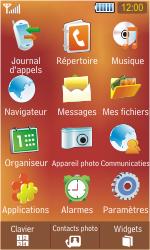 Samsung S5230 Star - E-mail - Configuration manuelle - Étape 3