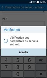 Samsung G355 Galaxy Core 2 - E-mail - Configuration manuelle - Étape 11
