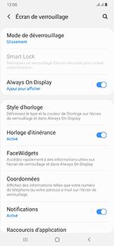 Samsung Galaxy A50 - Sécurité - activéz le code PIN de l'appareil - Étape 5