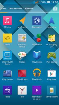 Alcatel Pop C9 - Aplicaciones - Descargar aplicaciones - Paso 3