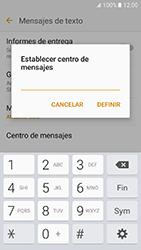 Samsung Galaxy J5 (2016) - Mensajería - Configurar el equipo para mensajes de texto - Paso 9