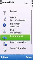 Nokia C6-00 - Internet - configuration manuelle - Étape 6