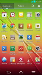 LG G2 - Contacten en data - Contacten overzetten via Bluetooth - Stap 3