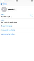 Apple iPhone 6s iOS 9 - Mensajería - Escribir y enviar un mensaje multimedia - Paso 6