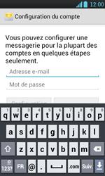 LG P700 Optimus L7 - E-mail - Configuration manuelle - Étape 6