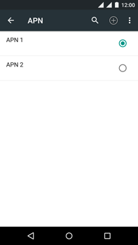 Motorola Moto X Play - Internet - Configurar Internet - Paso 19