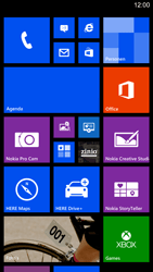 Nokia Lumia 1520 - Software - Installeer firmware update - Stap 1
