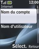 Nokia 2330 classic - Internet - configuration manuelle - Étape 9