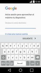 LG Leon - E-mail - Configurar Gmail - Paso 11
