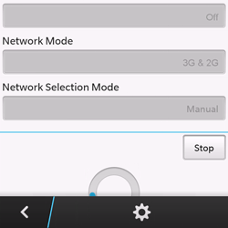 BlackBerry Q10 - Network - Usage across the border - Step 8