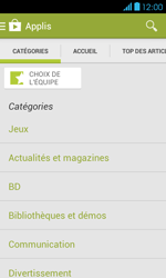 Bouygues Telecom Bs 401 - Applications - Télécharger une application - Étape 7