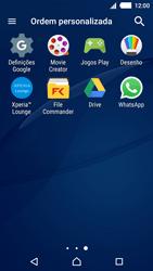 Sony Xperia M4 Aqua - Aplicações - Como configurar o WhatsApp -  4