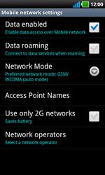 LG P970 Optimus Black - Network - Usage across the border - Step 6