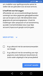 Huawei p10-met-android-oreo-model-vtr-l09 - Applicaties - Account aanmaken - Stap 13