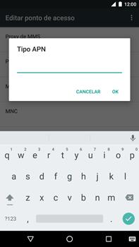 Huawei Google Nexus 6P - Internet no telemóvel - Como configurar ligação à internet -  14
