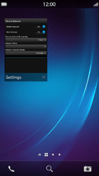BlackBerry Z30 - Internet - Manual configuration - Step 12