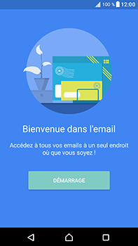 Sony Xperia XA1 Ultra - E-mails - Ajouter ou modifier un compte e-mail - Étape 4