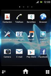 Sony ST21i Xperia Tipo - Applicaties - Applicaties downloaden - Stap 3