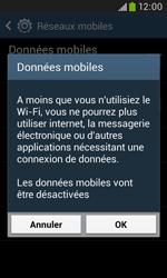 Samsung Galaxy Trend Plus S7580 - Internet - Activer ou désactiver - Étape 7