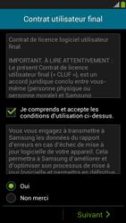 Samsung Galaxy S4 Mini - Premiers pas - Créer un compte - Étape 8