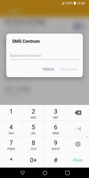 LG V30 (LG-H930) - SMS - Handmatig instellen - Stap 8