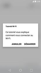 LG X Screen - WiFi et Bluetooth - Configuration manuelle - Étape 4